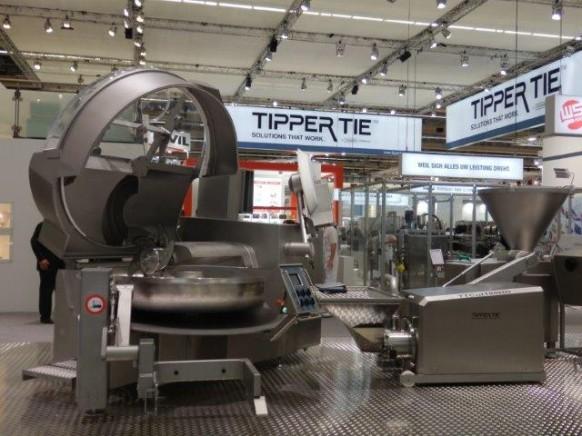 Най-новата генерация 550 литров АЛПИНА вакуум кутер:  ТТChop55V
